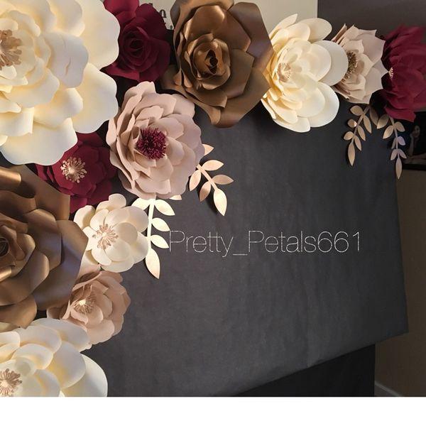 Paper Flower Backdrop For Sale In Bakersfield Ca Offerup