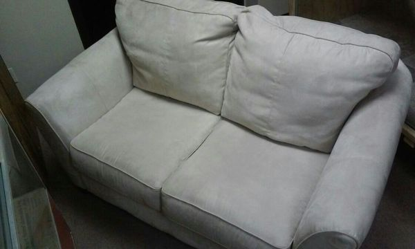 Ashley Furniture Durapella Oyster Loveseat 6592135 New Braunfels Tx