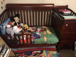 Crib/Toddler Bed for Sale in Chillum, MD