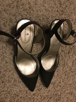 NEW Black high heels shoes Bandolino size 9 for Sale in Orlando, FL
