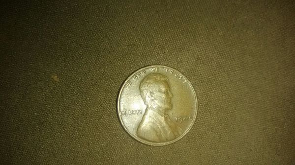 1940 wheat penny for Sale in Easley, SC - OfferUp