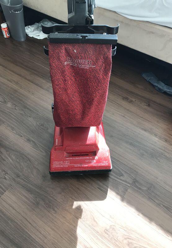 Hoover Encore Supreme Vacuum Cleaner