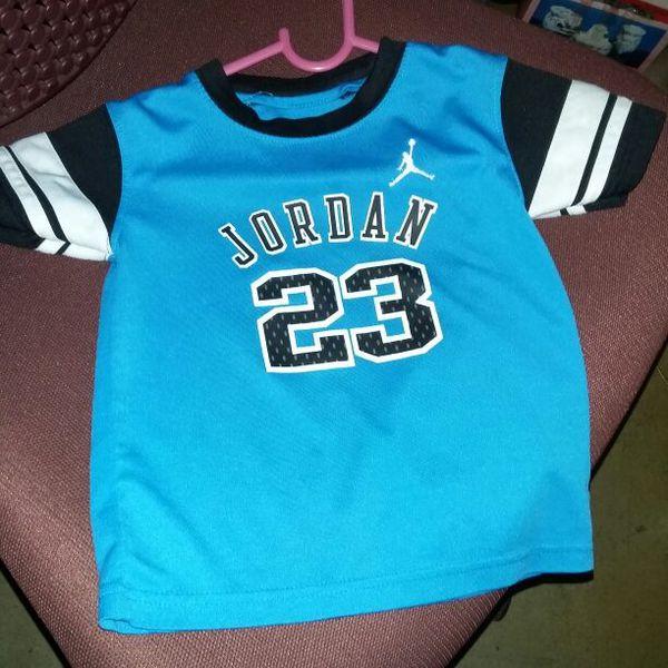 best website 1d80f 9a7db Boy's Toddlers SIZE 3T MICHAEL JORDAN JERSEY SHIRT (Chest--12