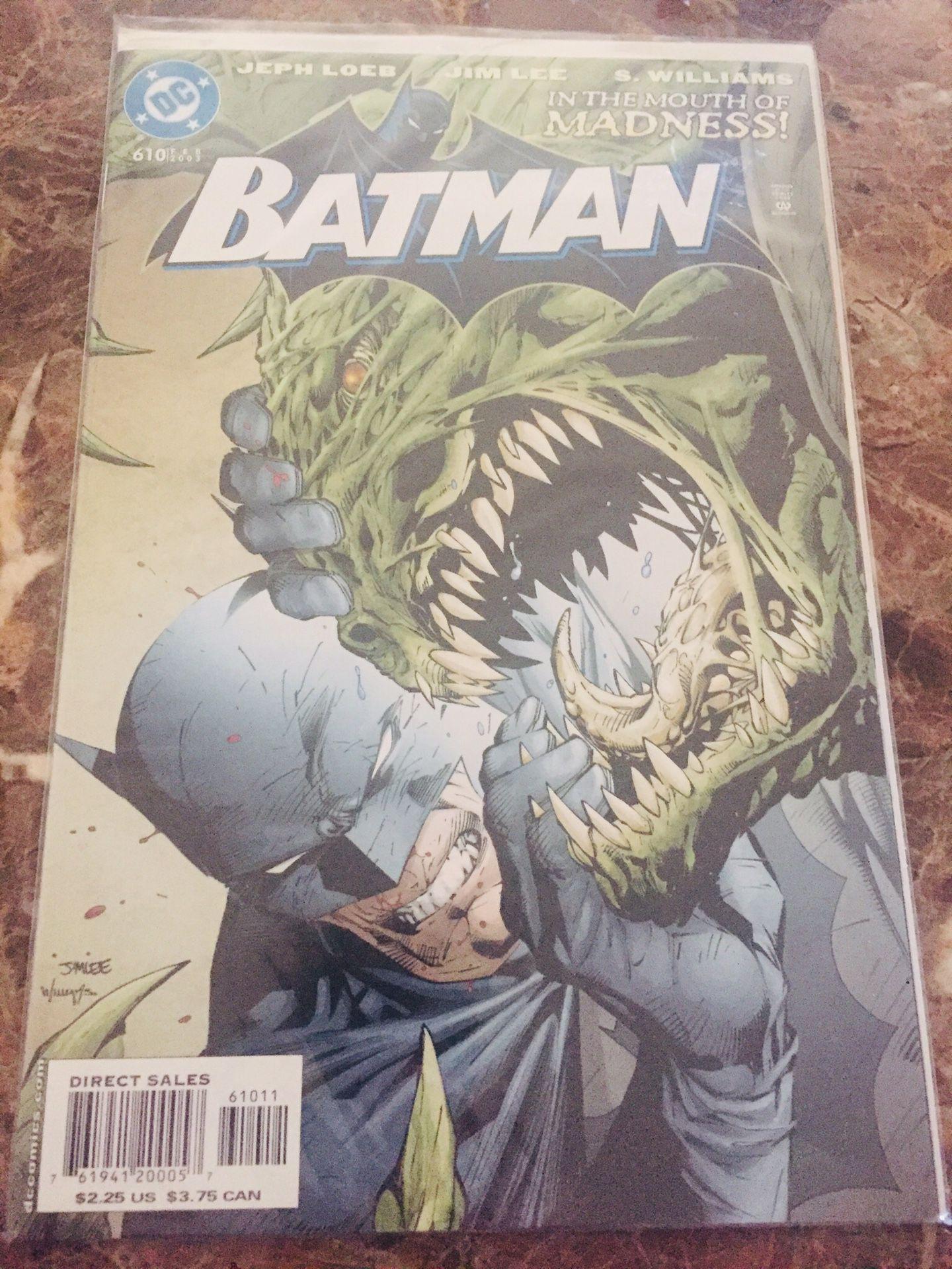 Batman Comicbook