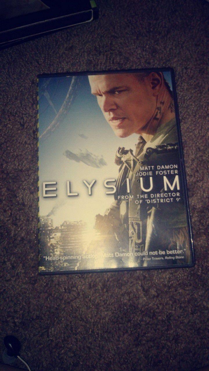 Elysium movie