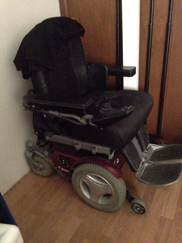 Electric wheelchair for Sale in Hartford, CT - OfferUp