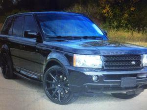 Cash2008 Land Rover Range Rover for Sale in Washington, DC