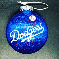Dodgers Ornaments Thumbnail