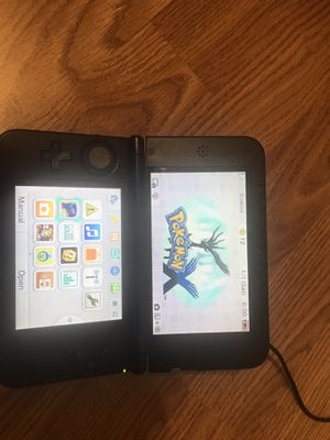 Nintendo 3ds with 2pokemon games for Sale in Pittsburgh, PA