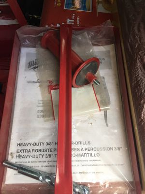 Tool with tool box for Sale in Glen Burnie, MD