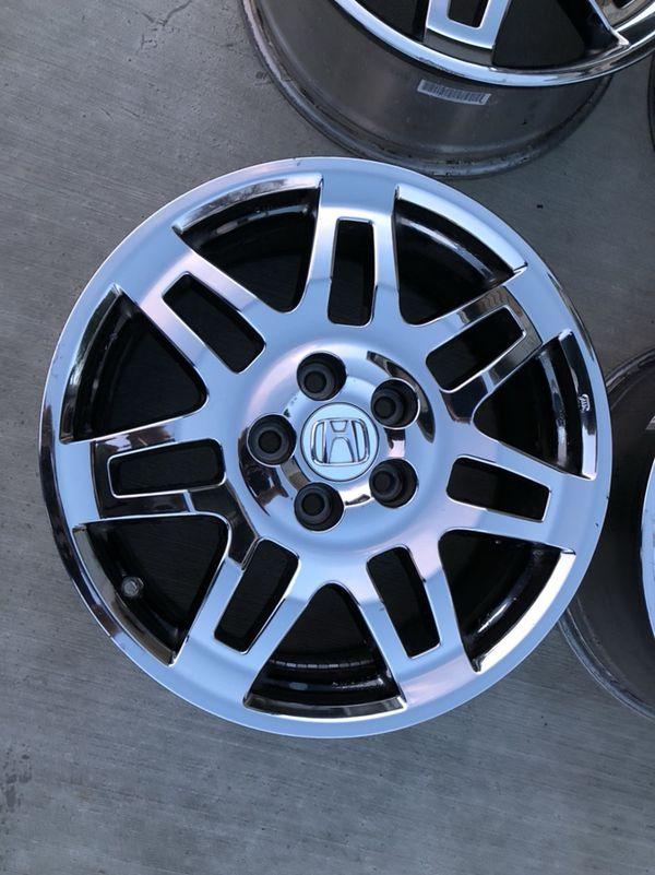 2006 - 2014 Honda Ridgeline OEM Chrome Wheels for Sale in ...