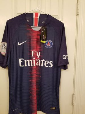 new styles f9c9d 0e0a9 18/19 NEYMAR JR PSG AUTHENTIC PLAYER MATCH JERSEY VAPORKNIT for Sale in Del  Rey, CA - OfferUp