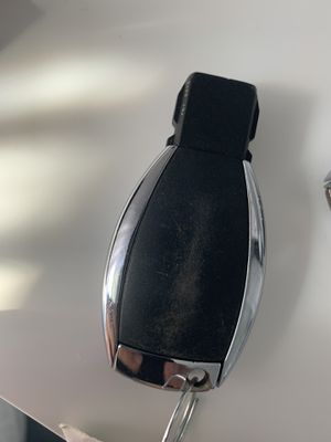 Photo Original Mercedes Benz Remote key fob OEM