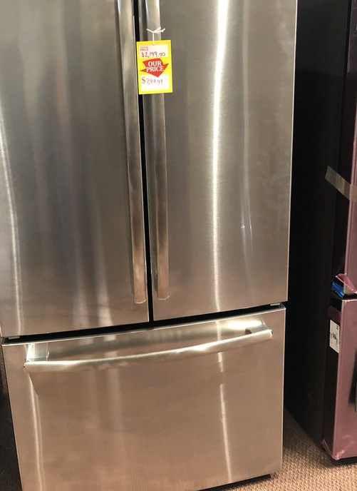 GE Refrigerator 🙈⚡️⏰🍂🍂✔️🔥😀🙈⚡️⏰🍂✔️🔥😀⚡️⏰🍂 Appliance Liquidation!!!!!!!!! SBH