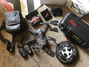 DJI MAVIC PRO Drone w/ Pelican Case and Full Accesories (Puppy not Included) for Sale in Los Angeles, CA