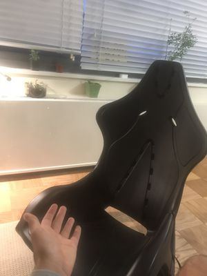 Ak rocker gaming chair for Sale in Alexandria, VA