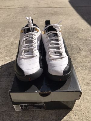 new style bc141 b6a3f ... clearance air jordan retro 12 low taxi for sale in houston tx da7eb  692bf