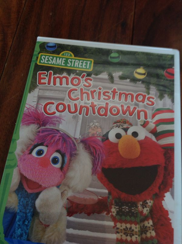 Elmos Christmas Countdown.Elmo S Christmas Countdown For Sale In Piedmont Ca Offerup