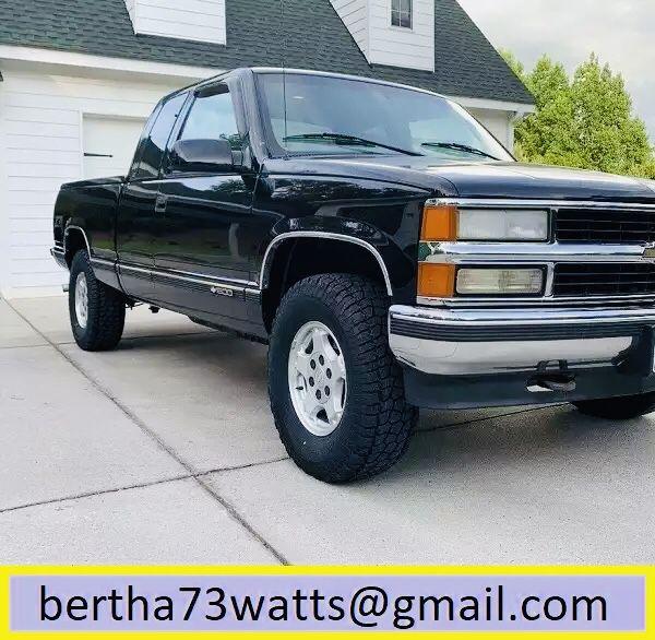 Photo The Best 1997 Chevrolet 1500 Z71