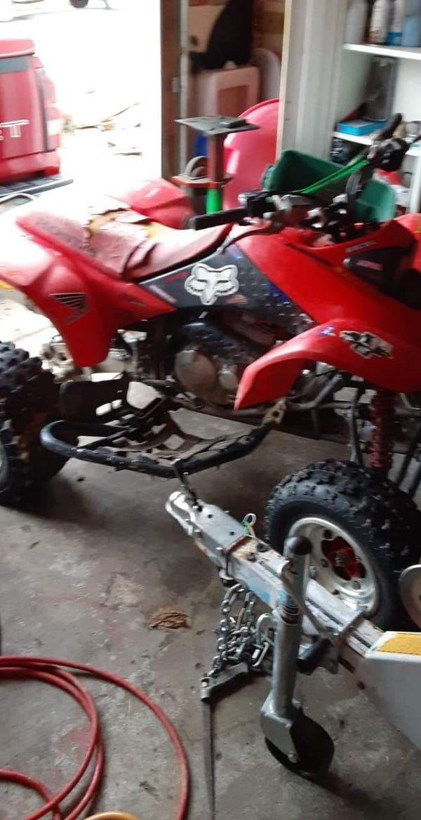 2003 honda 400ex
