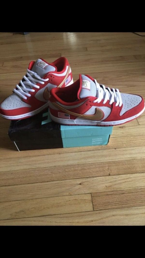 """pretty nice 25e93 0daea Nike SB Dunk """"Nasty Boys"""" for Sale in Los Angeles, CA - OfferUp"""