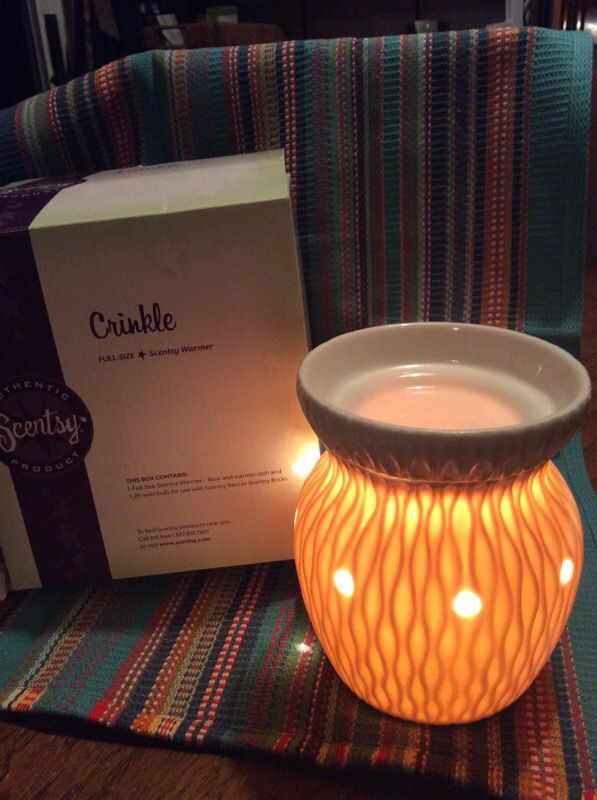 Brand New Scentsy Wax Warmer For Sale In Sterling Heights Mi Offerup