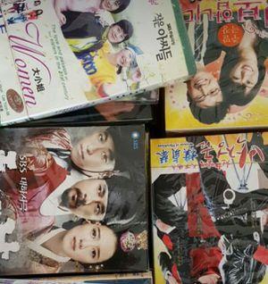 Korean DVD'S for Sale in Fairfax, VA
