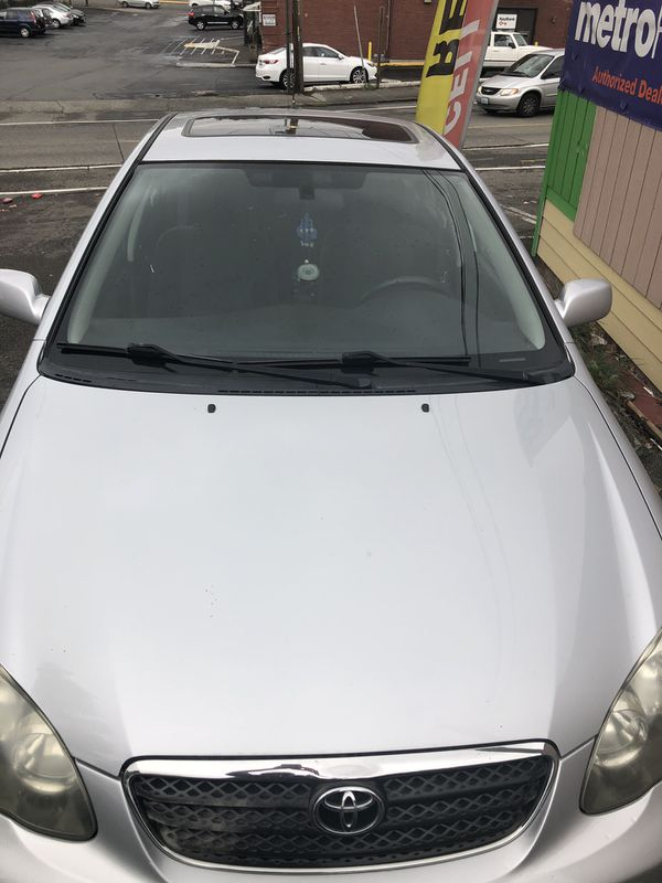 Subaru Des Moines >> Toyota Corolla S 2005 very low miles 79 for Sale in Des Moines, WA - OfferUp