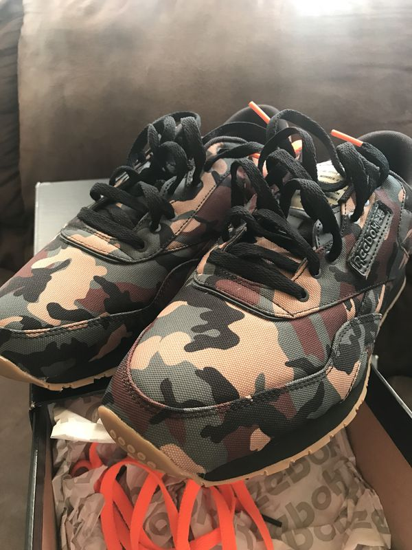 ef2c966c1c0 Shoe Palace Reebok Hasbro Canvas Classic G I Joe camo release info 25th  anniversary Source · Reebok classic GIJOE shoe palace exclusive DS sz11 for  Sale in