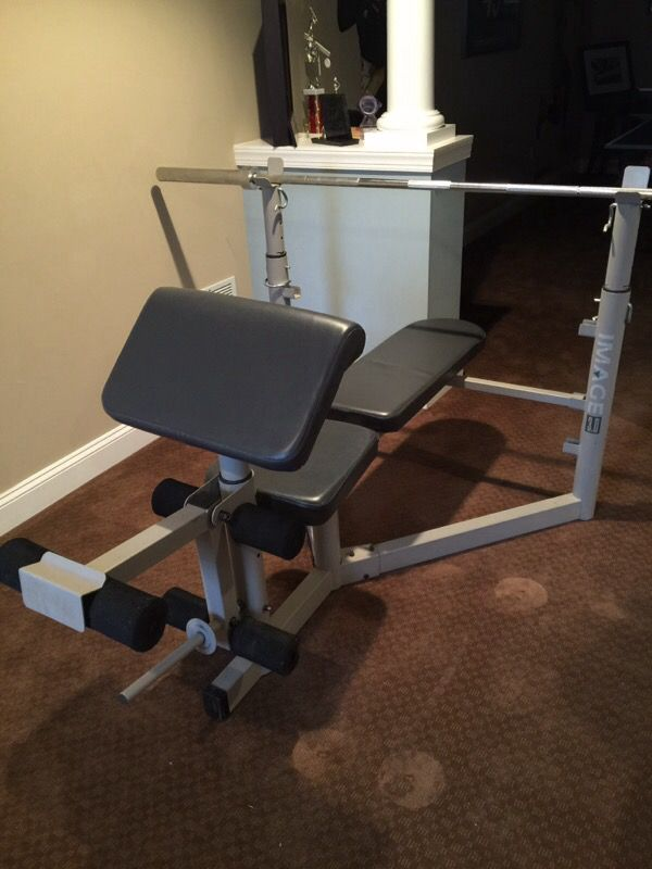 Image 3 0 Weight Bench Weights For Sale In Pasadena Md