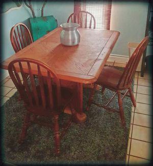 Dining Table 4 Chairs For Sale In San Diego