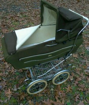 Vintage Exquisite Perego Baby Pram for Sale in Ashland, VA