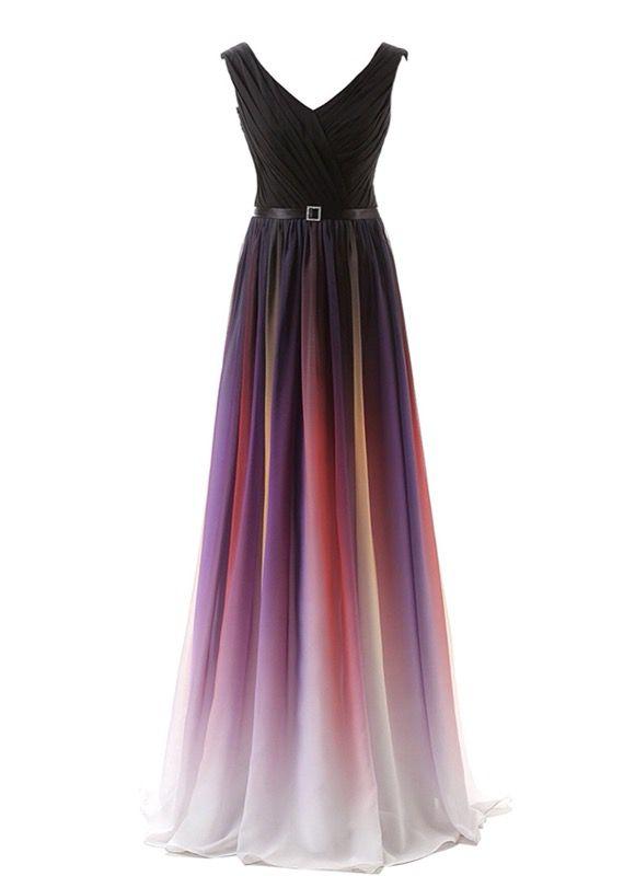 Black and Purple Ombre maxi dress for Sale in Charlottesville, VA ...