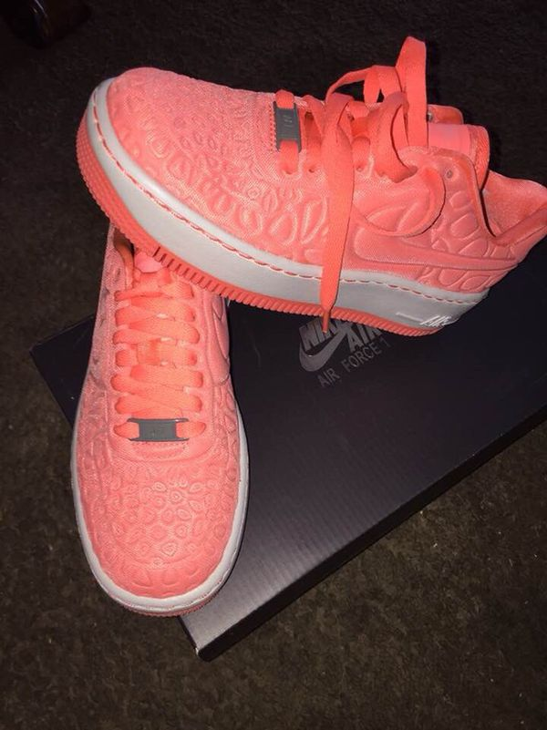 ebb29d74345 Customized Neon Pink Nike's for Sale in Tulsa, OK - OfferUp
