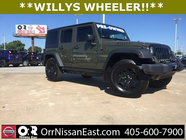 Used Jeep Wrangler Okc >> New And Used Jeep Wrangler For Sale In Oklahoma City Ok Offerup