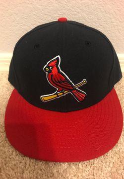 St Louis Cardinals Hat Thumbnail