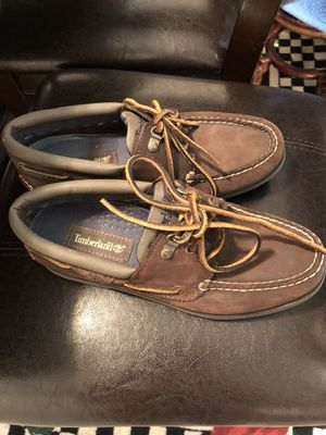 Timberland shoes size 71/2 for Sale in Clayton, NC