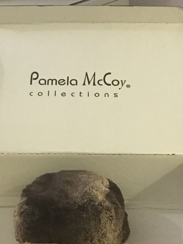 fba66982f18 Chinchilla Luxury! Beautiful To Touch... This Gorgeous Pamela McCoy Chinchilla  Faux Fur and Matching Pill Box Hat Is a Show Stopper! It looks like r