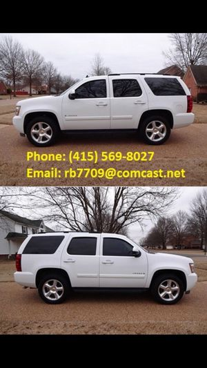 Immaculate•••2007 Chevrolet Tahoe LT*** for Sale in Washington, DC