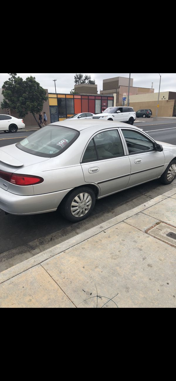 99 Ford Escorts Lx Automatic 87k Miles For Sale In San Diego Ca Offerup