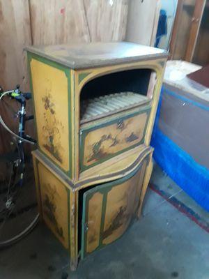 Antique oriental cabinet for Sale in Alexandria, VA