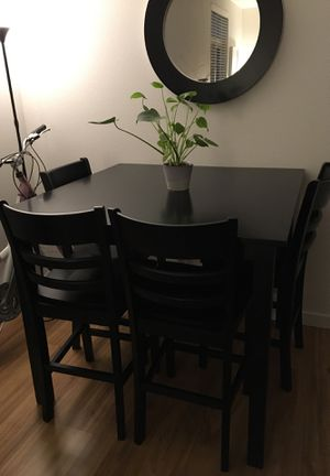 Table and 4 chairs for Sale in Portland, OR