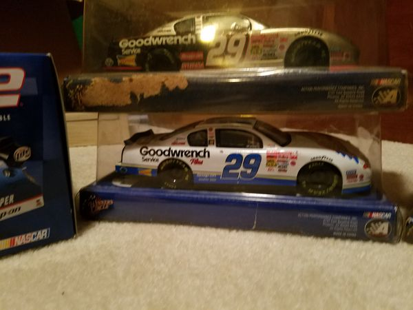 Nascar 1 24 Scale Cars For Sale In Alexandria Tn Offerup