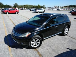 2007 Nissan Murano SE Awd 167k no issues whatsoever for Sale in Baltimore, MD