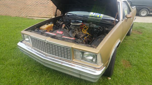 1978 Chevy el Camino 350 engine for Sale in Fayetteville, NC - OfferUp