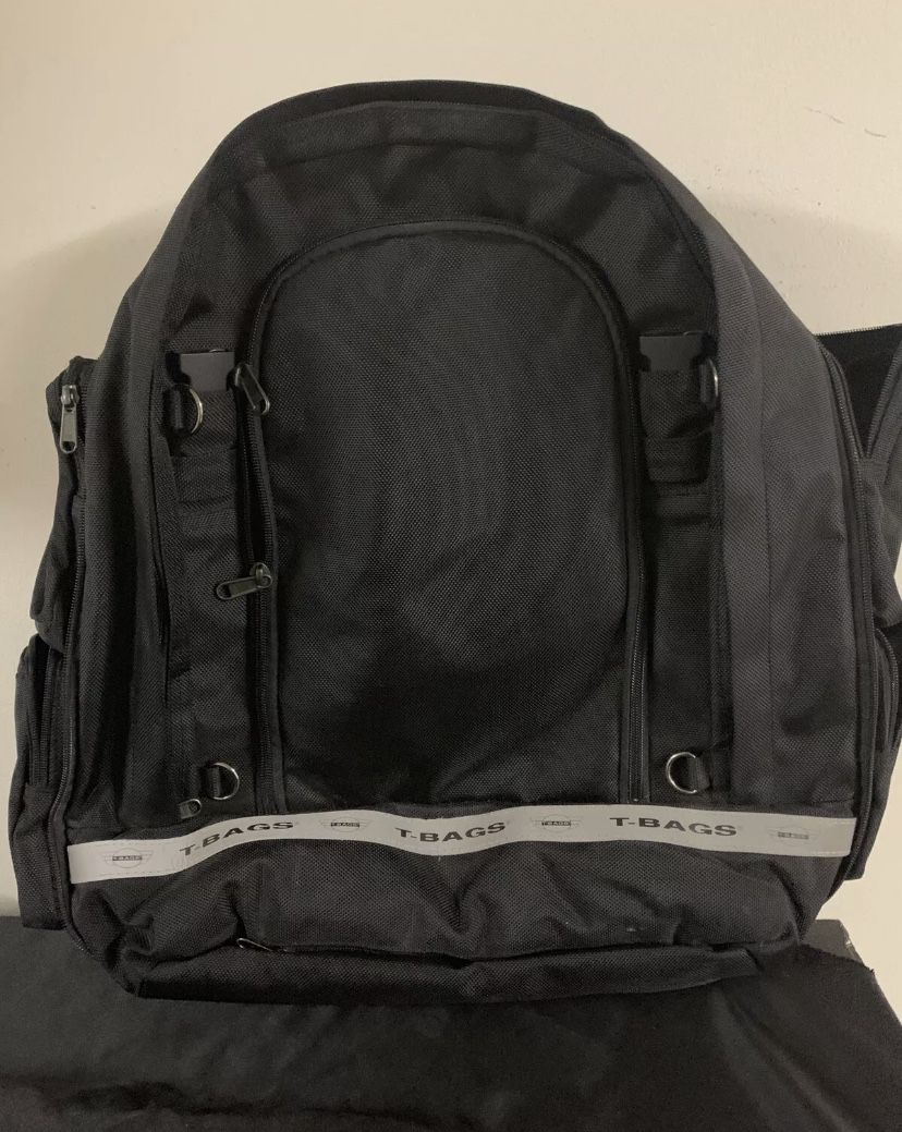 Photo Tbags motorcycle luggage