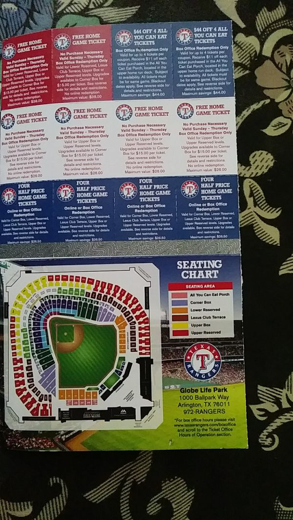 New and used Tickets for sale in Lewisville, TX - OfferUp
