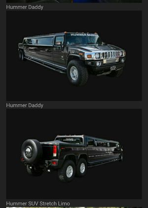 NEW YEARS EVE Hummer Limo for BARTER!!!!! for Sale in Atlanta, GA
