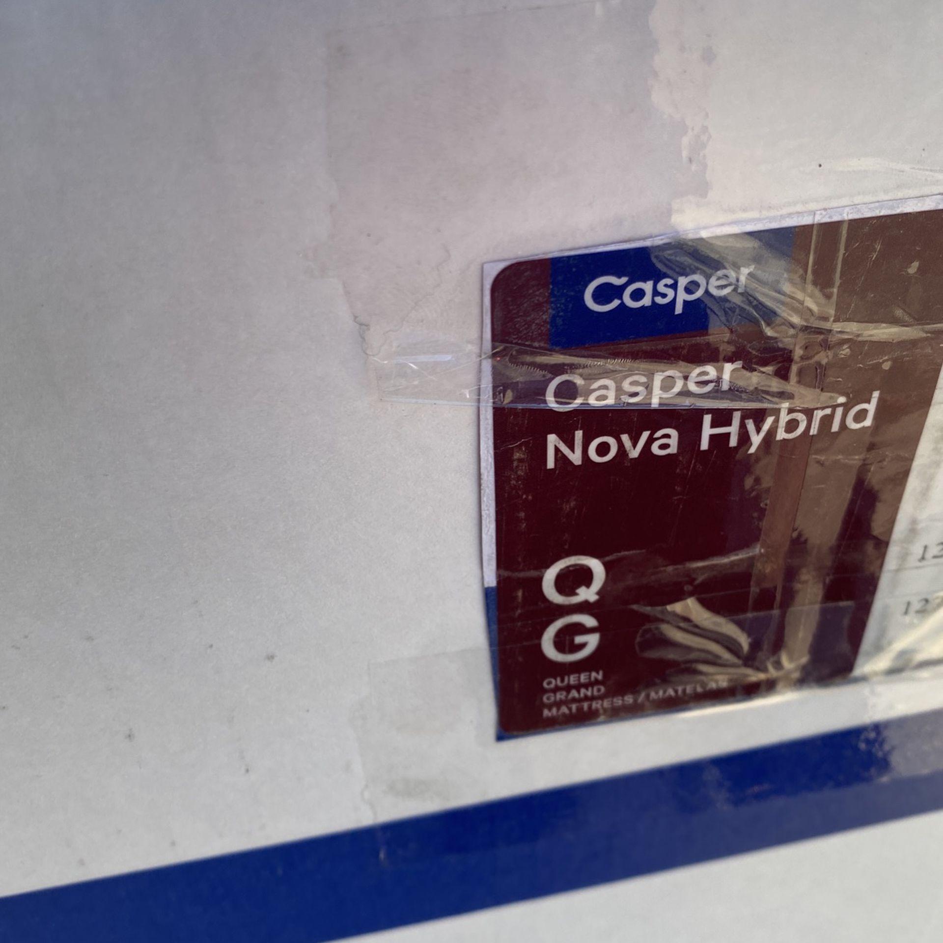 Casper Queen Nova Hybrid Mattress