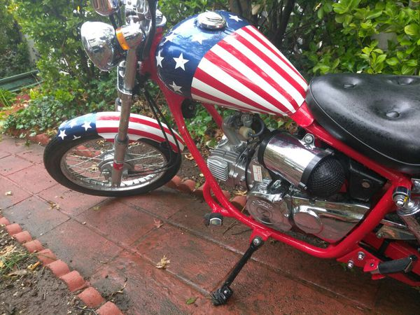 2004 Johnny Pagsta Mini **BRAND SPANKING NEW** Harley Davidson Chopper for  Sale in Queens, NY - OfferUp